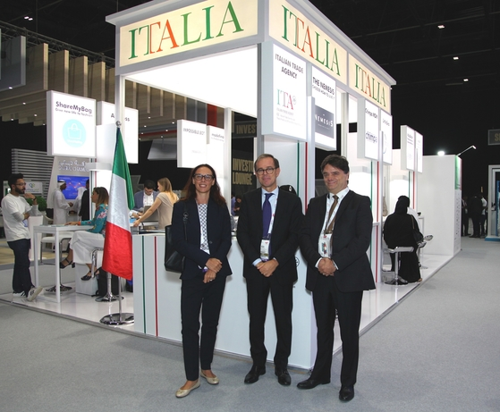 Innovative Italian Tech at GITEX Technology Week